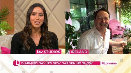 Christine Lampard and Diarmuid Gavin