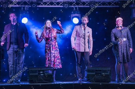 Editorial picture of Songs Under The Stars, Betley Court Farm near Crewe, UK - 22 Aug 2020