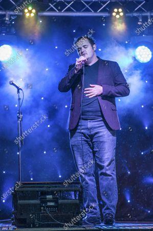 Editorial photo of Songs Under The Stars, Betley Court Farm near Crewe, UK - 22 Aug 2020