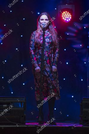 Stock Picture of Gemma Sutton