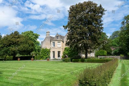 The property, which is close to the Wiltshire/Gloucestershire border, was originally built in the 16th century.   A stunning Georgian house that comes with its own separate office buildings including an impressive boardroom is on the market for £6.5m.  The grand-looking Tormarton Court is a classic country house with plenty of period features, set in 10 acres of grounds, perfect for those looking to escape city life.  But it also comes with an array of outbuildings ideal for setting up your business from the comfort of your back garden, making the daily commute much easier.  Nestled in the Cotswold countryside, the new owner will be in good company with billionaire entrepeneur James Dyson and the Duke of Beaufort as neighbours.