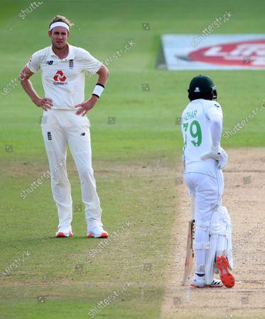 Editorial picture of Cricket England Pakistan, Southampton, United Kingdom - 24 Aug 2020
