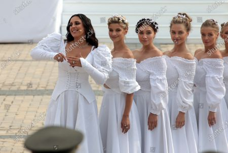Editorial photo of Independence Day celebrations in Kyiv, Ukraine - 24 Aug 2020