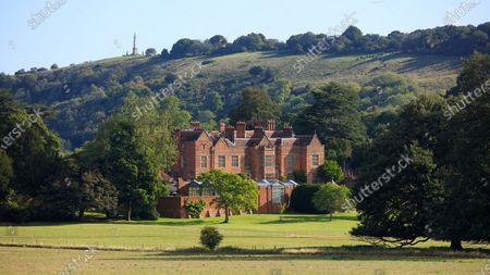 Editorial image of Chequers, countryside home of the British Prime Minister, Buckinghamshire., Buckinghamshire, Ellesborough, UK - 23 Aug 2020