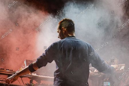 Editorial photo of Verucchio Music Festival, Verucchio, Italy - 24 Jul 2020