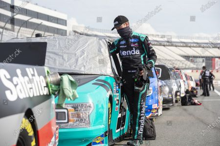 Editorial picture of NASCAR Trucks Auto Racing, Dover, United States - 21 Aug 2020