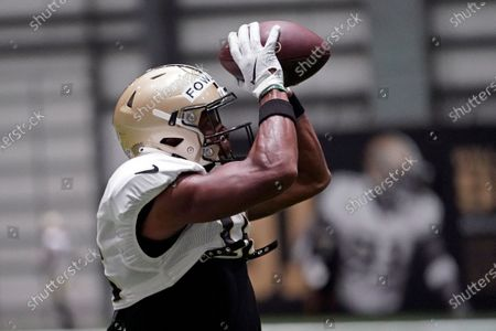 Editorial image of Saints Football, Metairie, United States - 24 Aug 2020