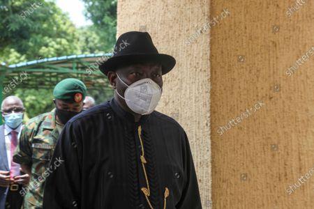 Editorial photo of Crisis, Bamako, Mali - 24 Aug 2020