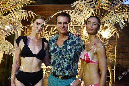 Editorial photo of Maaji fashion show, Runway, Paraiso Miami Beach, Florida, USA - 23 Aug 2020