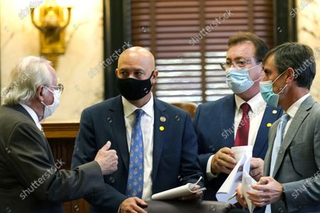 Editorial picture of Mississippi Legislature, Jackson, United States - 24 Aug 2020