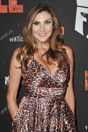 "Stock Picture of Heather McDonald arrives at a screening of ""Hard Kill"" at the Hollywood Palladium, in Los Angeles"