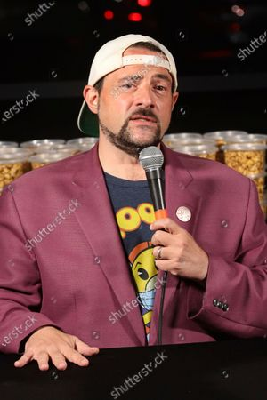 """Editorial picture of Kevin Smith's """"Hollywood Babble-On"""" Podcast, Industry, United States - 24 Aug 2020"""