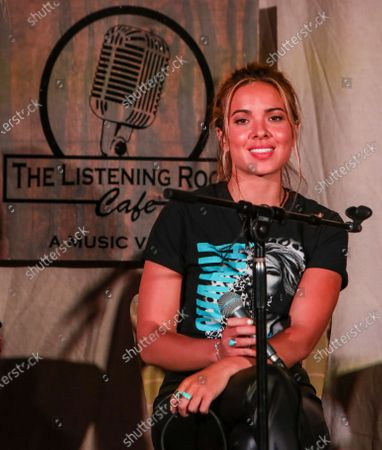 Editorial image of Runaway June in concert, The Listening Room Cafe, Nashville, Tennessee, USA - 24 Aug 2020