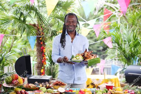 Chef Levi Roots. Samsung and Notting Hill Carnival 2020: Access All Areas have today released an official trailer giving a first look at this weekend's virtual Carnival.