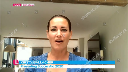 Stock Photo of Kirsty Gallacher