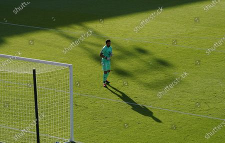 Editorial photo of Crystal Palace v Oxford United, Pre-season Friendly, Football, Selhurst Park, London, UK - 25 Aug 2020