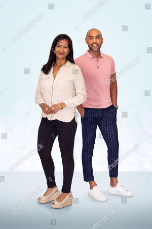 Ranvir Singh and Alex Beresford