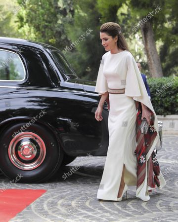 Queen Rania at the celebration of the 71st Anniversary of Jordan's Independence Day - 25th May 2017