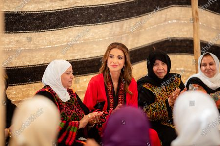 Queen Rania meets with women from Balqawi tribes - 16th September 2019