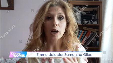 Stock Image of Samantha Giles