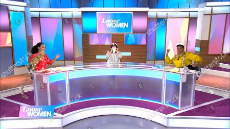 Michelle Ackerley, Coleen Nolan and Brenda Edwards