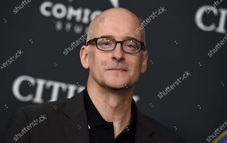 """Peyton Reed arrives at the premiere of """"Avengers: Endgame"""" in Los Angeles on . Reed directed the 2000 cheerleading comedy """"Bring It On"""