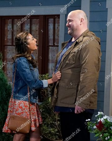 Christina Vidal as Jo and Will Sasso as Bill