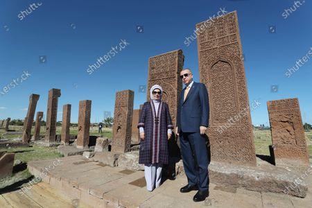 Editorial photo of Erdogan Residence, Van, Turkey - 25 Aug 2020