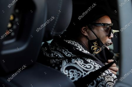 Editorial picture of Ronaldinho arrives in Brazil after almost half a year in detention in Paraguay, Rio De Janeiro - 25 Aug 2020