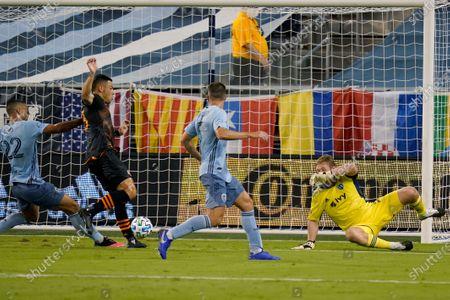 Editorial image of MLS Dynamo Sporting KC Soccer, Kansas City, United States - 25 Aug 2020