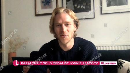 Stock Photo of Jonnie Peacock