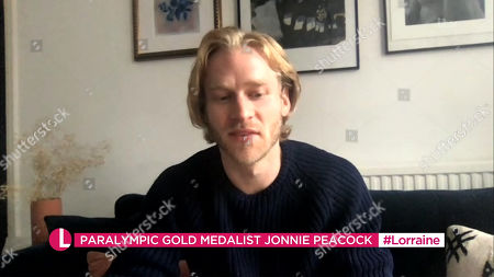 Stock Image of Jonnie Peacock