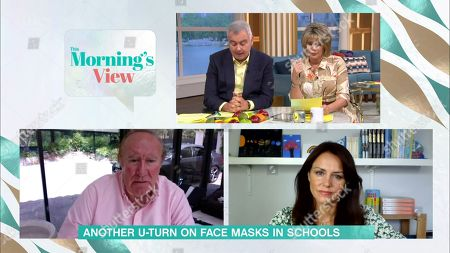 Eamonn Holmes, Ruth Langsford, Andrew Neil and Beverley Turner