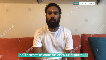Stock Picture of Himesh Patel