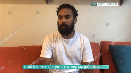 Stock Photo of Himesh Patel