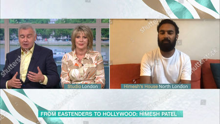 Editorial picture of 'This Morning' TV show, London, UK - 26 Aug 2020