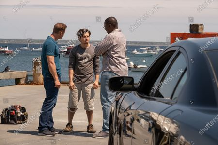 James Badge Dale as Detective Ray Abruzzo, Jonas Amadeu Barranca as Jeremy and Dohn Norwood as Alan Saintille