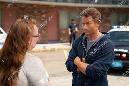 Audra Hans as Marla and James Badge Dale as Detective Ray Abruzzo