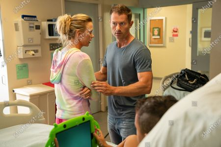 Riley Voelkel as Renee Shaw, James Badge Dale as Detective Ray Abruzzo and Rumi Jean-Louis as Frankie Jr,