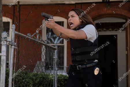 Monica Raymund as Jackie Quinones