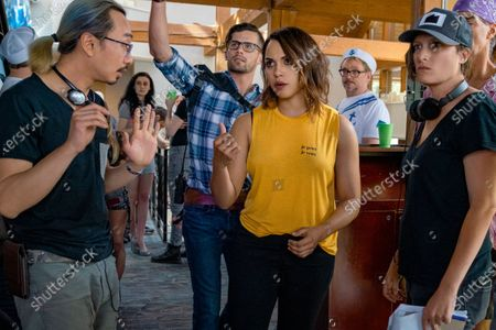 Stock Photo of Monica Raymund as Jackie Quinones and Rachel Morrison Director