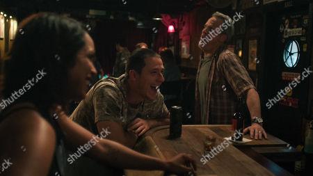 Monica Raymund as Jackie Quinones, Shane Harper as Junior McCarthy and Michael Park as Michael McCarthy