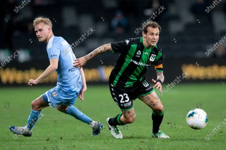 Editorial picture of Melbourne City v Western United, A-League, Semi Final, Football, Bankwest Stadium, Sydney, Australia - 26 Aug 2020