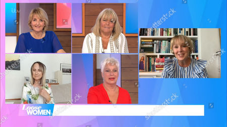 Kaye Adams, Linda Robson, Carol McGiffin, Denise Welch and Sally Dynevor