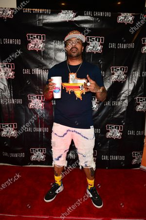 Lil' Flip attends the 1501 Backstage Pass Virtual Back To School Edition in Houston