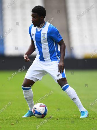 Jaheim Headley of Huddersfield Town