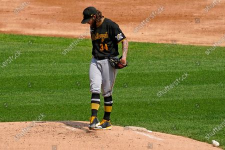 Editorial photo of Pirates White Sox Baseball, Chicago, United States - 26 Aug 2020