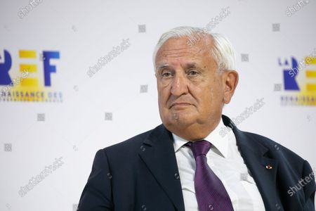 Editorial image of Meeting of Entrepreneurs from France organized by MEDEF, Longchamp Racecourse, Paris, France - 26 Aug 2020