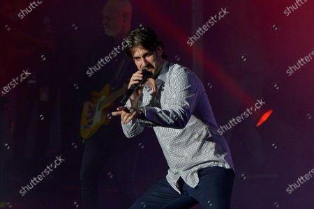 Editorial photo of Starlite Music Festival, Marbella Malaga, Spain - 26 Aug 2020