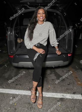 """Garcelle Beauvais attends """"A Night at the Drive-in"""" Closing Night presents by Amazon Studios and Outlier Society on Wednesday, August 26th at the Paramount Drive-In in Los Angeles."""